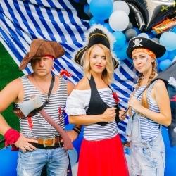 В пиратском стиле