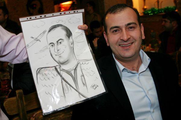 Шаржисты и карикатуристы